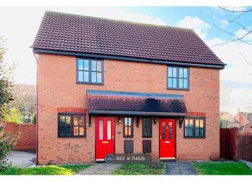 Thumbnail 2 bedroom semi-detached house to rent in Welsummer Grove, Milton Keynes