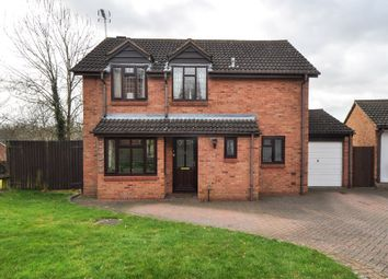 Thumbnail 3 bed detached house for sale in Goosehill Close, Matchborough East, Redditch