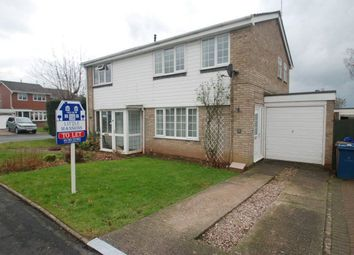 Thumbnail 3 bed property to rent in Aldersleigh Drive, Wildwood, Stafford