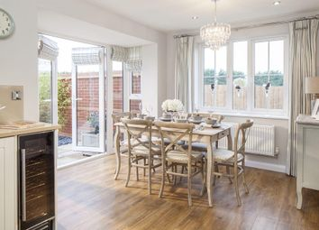 """Thumbnail 3 bed semi-detached house for sale in """"Morpeth"""" at Fen Street, Brooklands, Milton Keynes"""