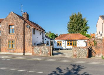 Thumbnail 4 bed detached house for sale in Orchard Close, Norwich Road, Fakenham
