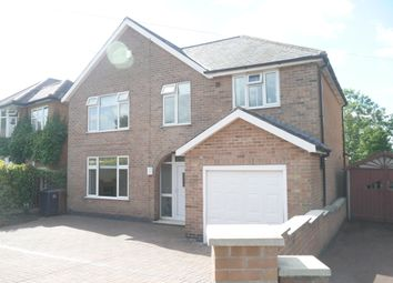Thumbnail 4 bed detached house to rent in 56 Parkside Avenue, Long Eaton