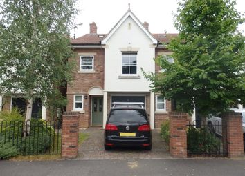 Thumbnail 4 bed semi-detached house to rent in Monkswood Close, Newbury