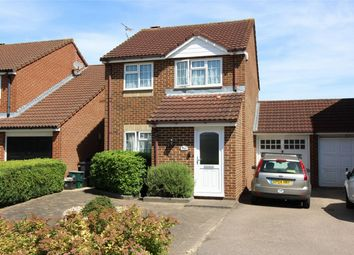 Thumbnail 3 bed detached house for sale in Priory Gate, Thomas Rochford, Cheshunt, Hertfordshire