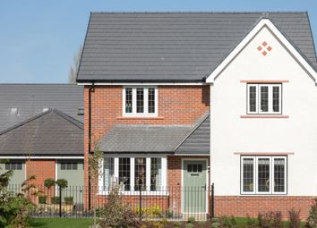"Thumbnail 4 bed detached house for sale in ""The Harwood"" At Wood Lane, Binfield, Bracknell RG42, Near Bracknell,"