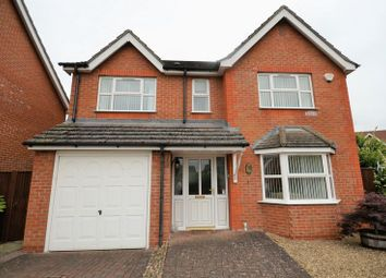 Thumbnail 4 bed detached house for sale in 7 Abbey Road, Sleaford