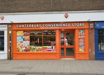 Thumbnail Commercial property for sale in Lower Bridge Street, Canterbury, Kent