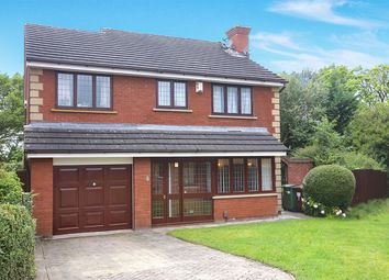 Thumbnail 5 bed detached house for sale in Wyne Close, Hazel Grove, Stockport