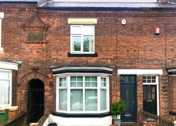 Thumbnail 2 bed terraced house for sale in Saffron Road, South Wigston, Leicester