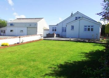 Thumbnail 4 bed bungalow for sale in Church Street, Bodedern, Sir Ynys Mon