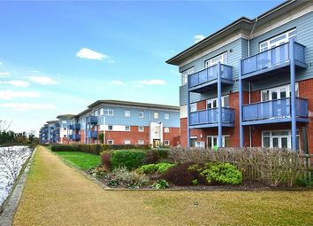 Thumbnail 2 bed flat for sale in Little Grebe House, 130 Wraysbury Drive, Yiewsley, West Drayton