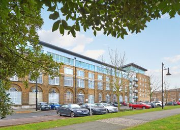 Thumbnail 3 bed flat for sale in Hopton Road, Woolwich