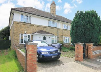 Thumbnail 2 bed flat for sale in Wheatley Road, Isleworth