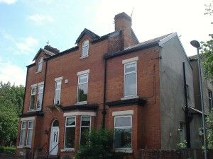 Thumbnail 8 bed semi-detached house to rent in Tatton Grove, Withington