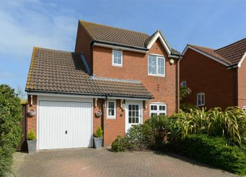 Thumbnail 3 bedroom detached house for sale in Bullockstone Road, Herne Bay, Kent