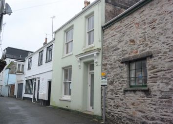 Thumbnail 2 bed terraced house for sale in Princes Street, West Looe, Looe