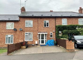 Thumbnail 3 bed terraced house for sale in Cranford Road, Kingsthorpe, Northampton