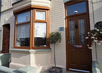 Thumbnail 3 bed terraced house for sale in Forest Gate, Anstey