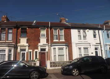 Thumbnail 5 bed terraced house to rent in Penhale Road, Portsmouth
