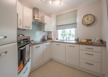 Thumbnail 1 bed flat to rent in Elm Tree Court, High Street, Huntingdon, Cambridgeshire
