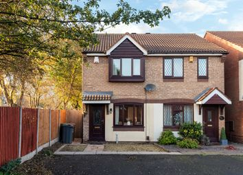 Thumbnail 2 bed semi-detached house for sale in Minewood Close, Bloxwich, Walsall
