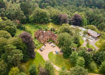 Thumbnail 10 bed detached house for sale in Westwood Road, Windlesham, Surrey