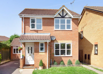 Thumbnail 4 bed detached house for sale in Shackleton Way, Abbots Langley