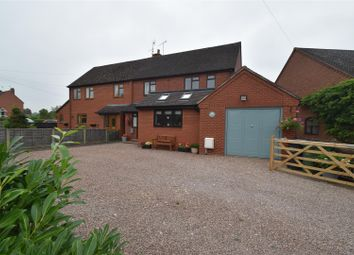 Thumbnail 3 bed semi-detached house for sale in Hanbury Road, Hanbury, Bromsgrove