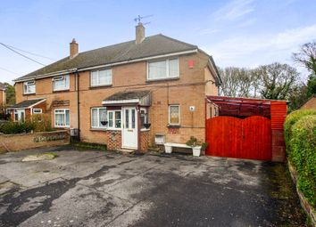 Thumbnail 3 bed semi-detached house for sale in Cologne Road, Bovington, Wareham