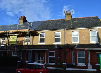 Thumbnail 3 bed terraced house for sale in Glebe Road, Margate