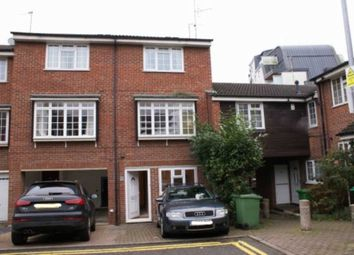 Thumbnail 4 bed town house to rent in Bluecoat Close, Nottingham