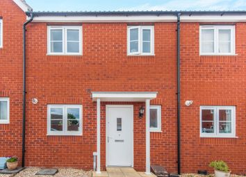 Thumbnail 3 bedroom terraced house for sale in Resolution Road, Exeter