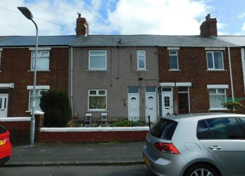 Thumbnail 3 bed flat for sale in Alfred Avenue, Bedlington