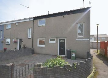 Thumbnail 3 bed end terrace house for sale in Coniston Close, Workington