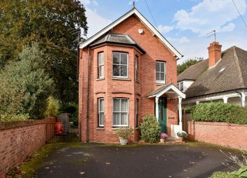 Thumbnail 3 bedroom detached house for sale in Ray Park Avenue, Maidenhead