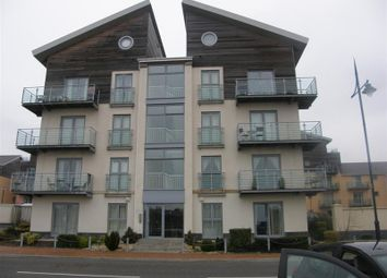 Thumbnail 1 bed property to rent in Cei Dafydd, Barry