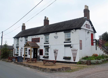 Thumbnail Pub/bar for sale in Shropshire TF9, Wistanswick, Shropshire