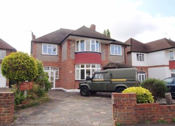 Thumbnail 4 bed detached house for sale in Arundel Avenue, Nonsuch Estate, Ewell