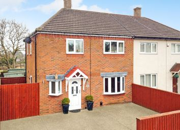 Thumbnail 3 bed semi-detached house for sale in Dennil Road, Leeds