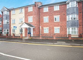 Thumbnail 2 bed flat for sale in Edward Street, Nuneaton
