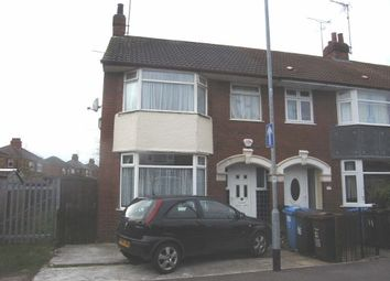 Thumbnail 3 bed end terrace house to rent in Kirkham Drive, Newland Avenue, Hull