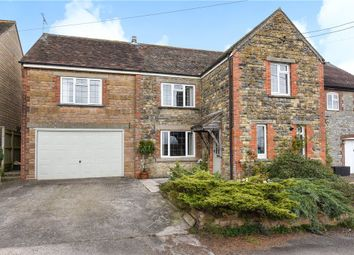 Thumbnail 4 bed semi-detached house for sale in Russell Place, Milborne Port, Sherborne, Somerset
