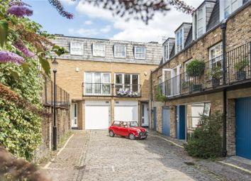 Thumbnail 4 bed mews house for sale in St. Stephens Mews, London