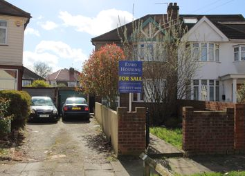 Thumbnail 4 bed semi-detached house for sale in Ellerdine Road, Hounslow