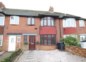 Old Shoreham Road, Southwick, West Sussex BN42. 3 bed terraced house for sale
