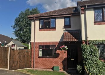 Thumbnail 3 bed end terrace house for sale in Regent Gardens, Hereford