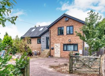 Thumbnail 4 bed detached house for sale in Cheltenham Road, Sedgeberrow, Evesham, Worcestershire