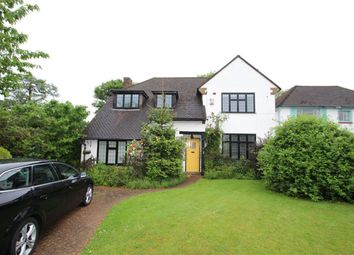 Thumbnail 5 bed detached house to rent in Crossway, Petts Wood, Orpington