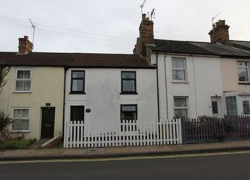 Thumbnail 3 bed terraced house for sale in Commodore Road, Lowestoft, Suffolk