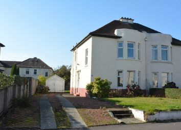 Thumbnail 2 bedroom semi-detached house for sale in Kintillo Drive, Knightswood, Glasgow